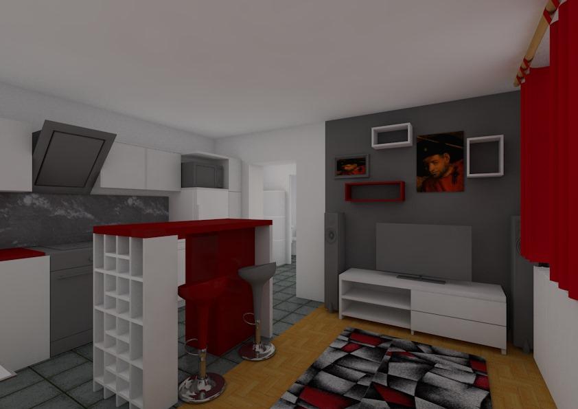Entwurf Wohnung – Bild4